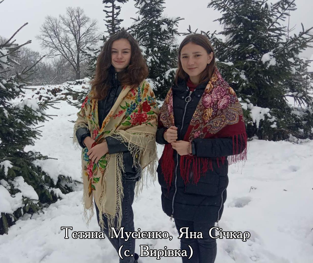 На Конотопщині влаштували фоточелендж «Хустка мого роду», фото-2