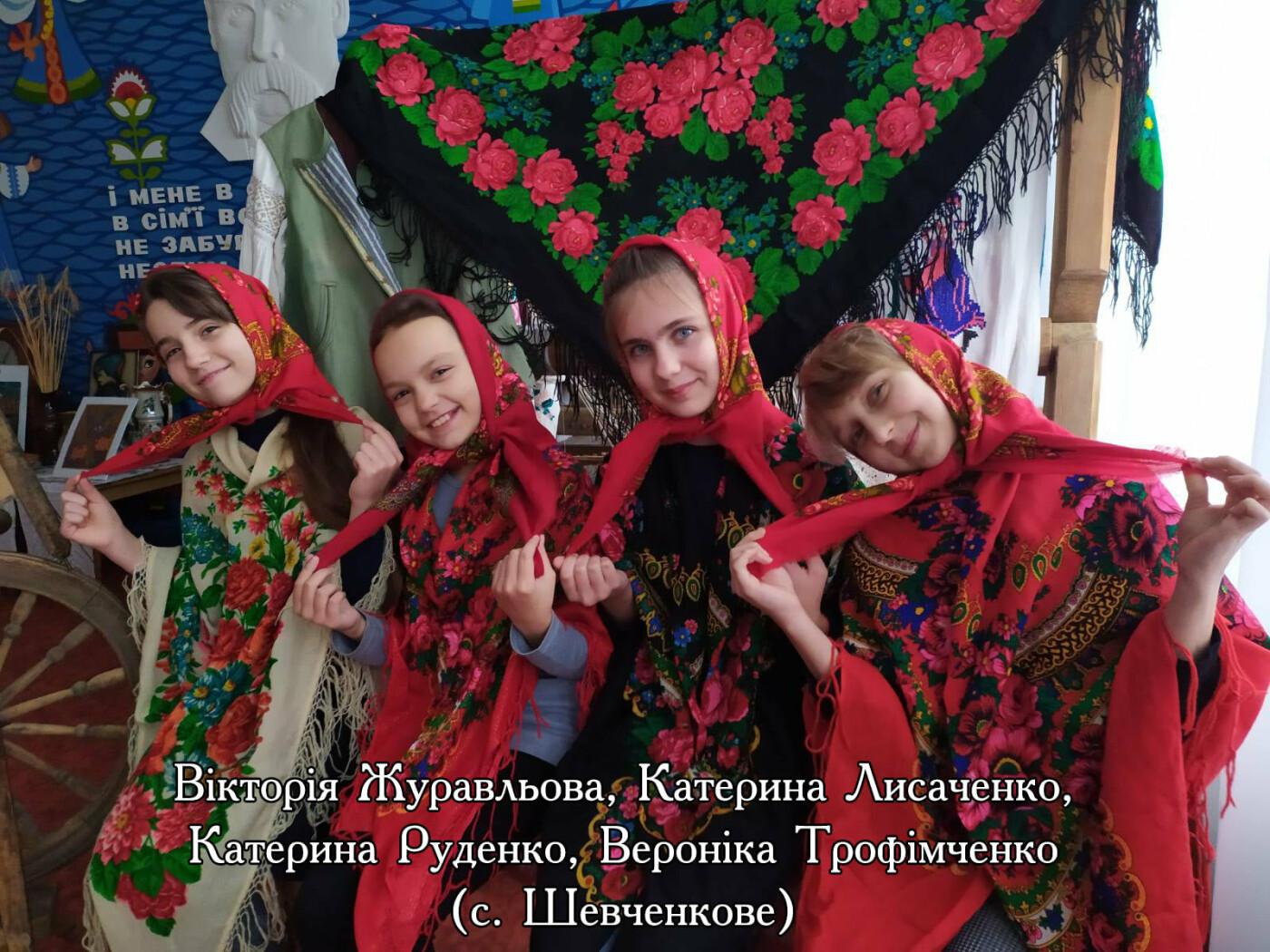 На Конотопщині влаштували фоточелендж «Хустка мого роду», фото-4