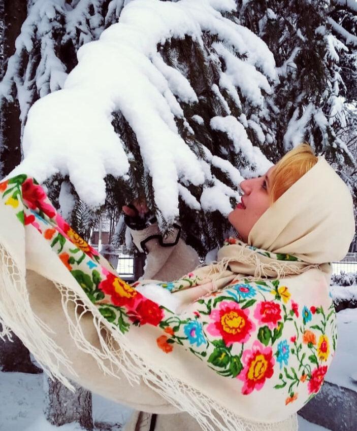 На Конотопщині влаштували фоточелендж «Хустка мого роду», фото-9