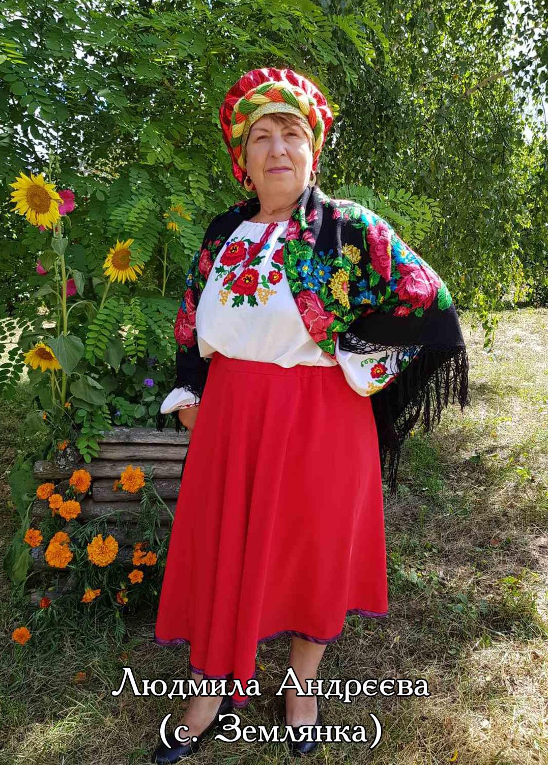 На Конотопщині влаштували фоточелендж «Хустка мого роду», фото-16