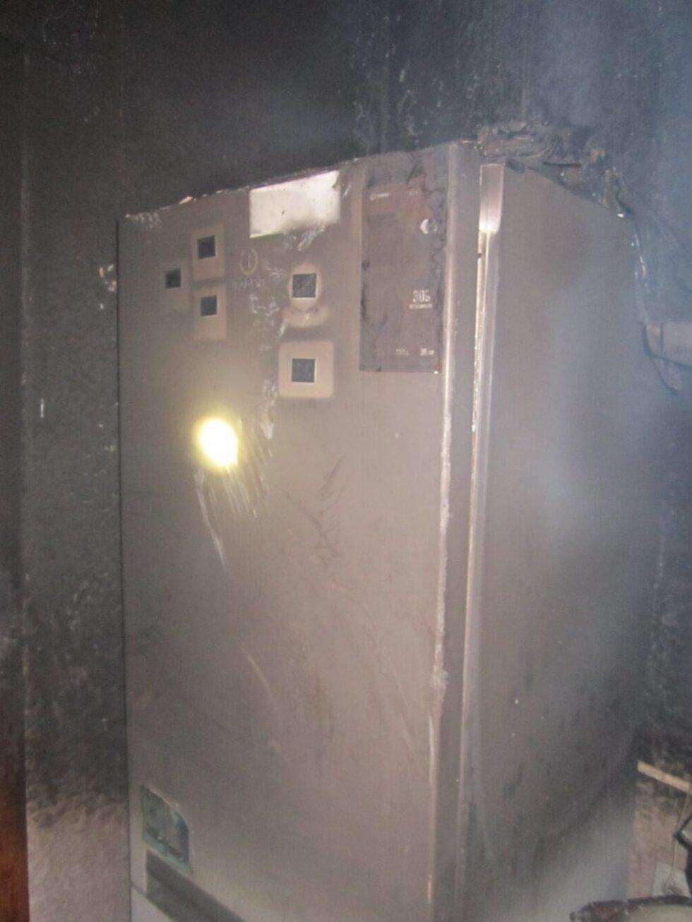 На Конотопщині рятувальники ліквідували пожежу у житловому будинку, фото-1