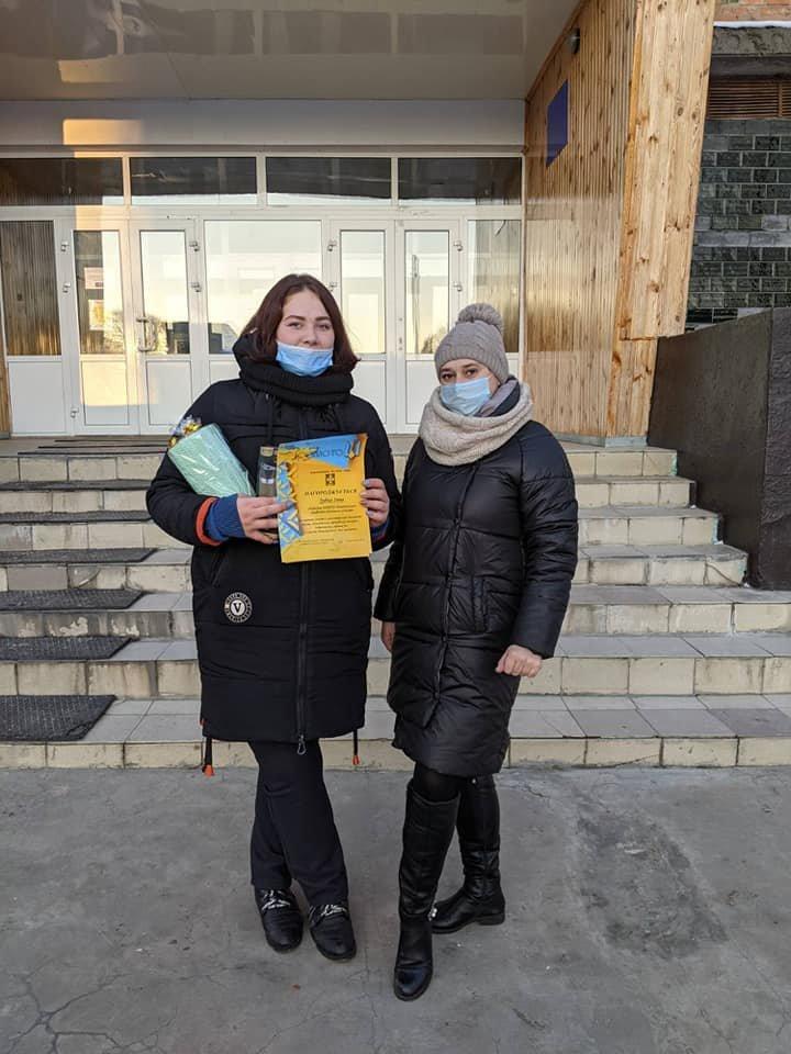 У Конотопі нагороджували учнів та студентів, які займаються волонтерством, фото-3