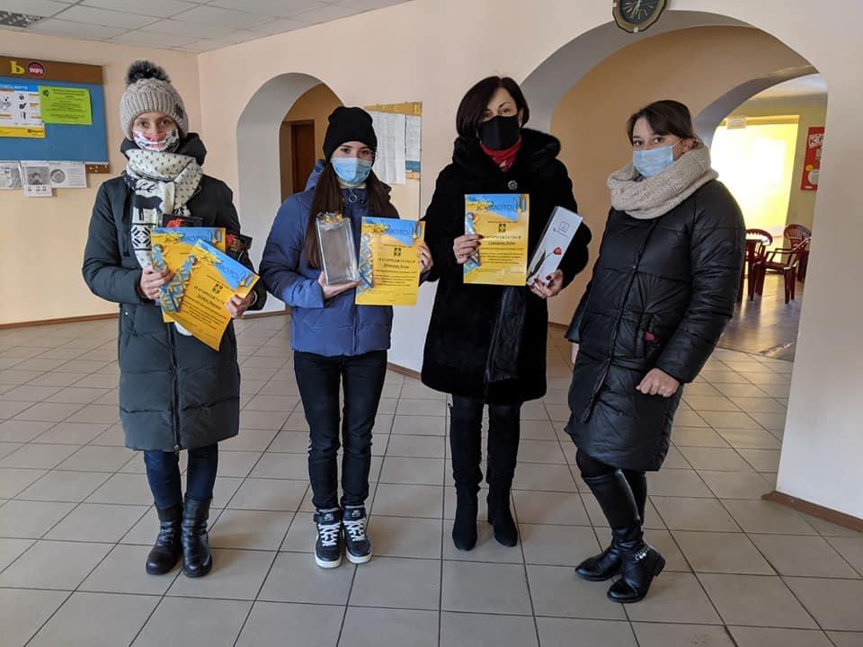 У Конотопі нагороджували учнів та студентів, які займаються волонтерством, фото-4