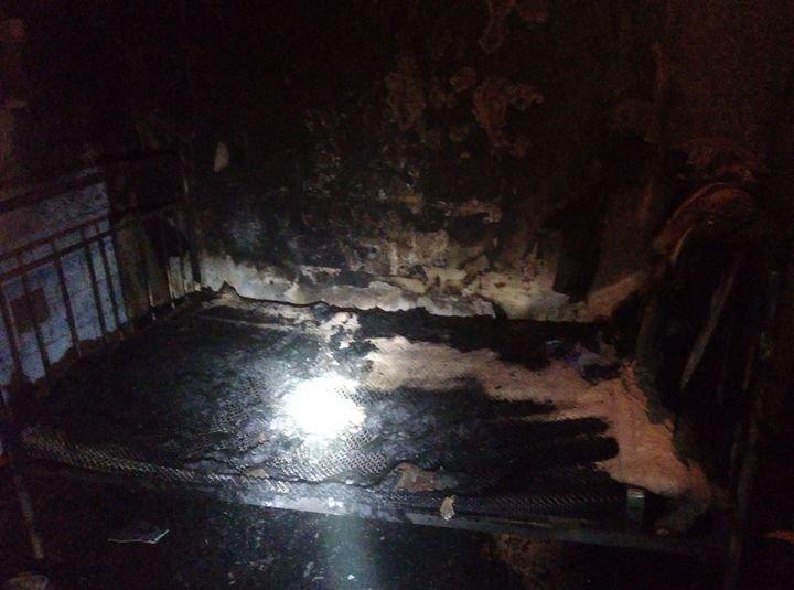 У пожежі на Конотопщині загинула людина, фото-1