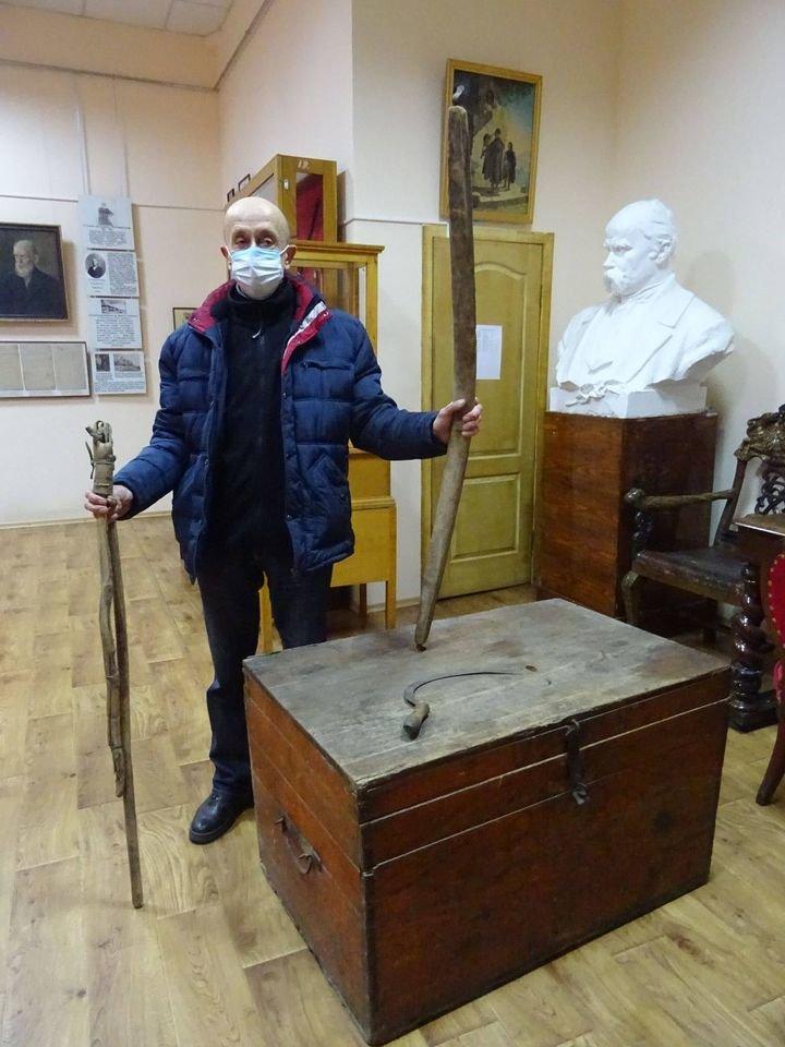 У Конотопському краєзнавчому музеї з'явились нові експонати, фото-1