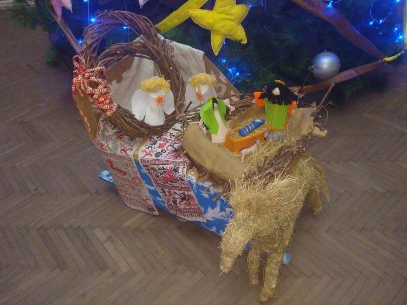 У Конотопі пройшов конкурс різдвяних вертепів, фото-1