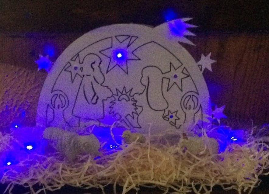 У Конотопі пройшов конкурс різдвяних вертепів, фото-5