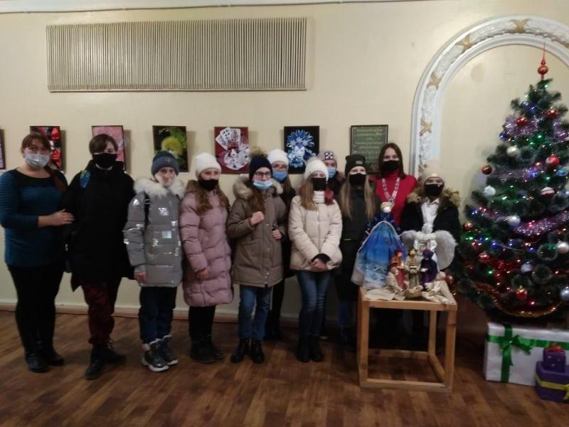 У Конотопі пройшов конкурс різдвяних вертепів, фото-10