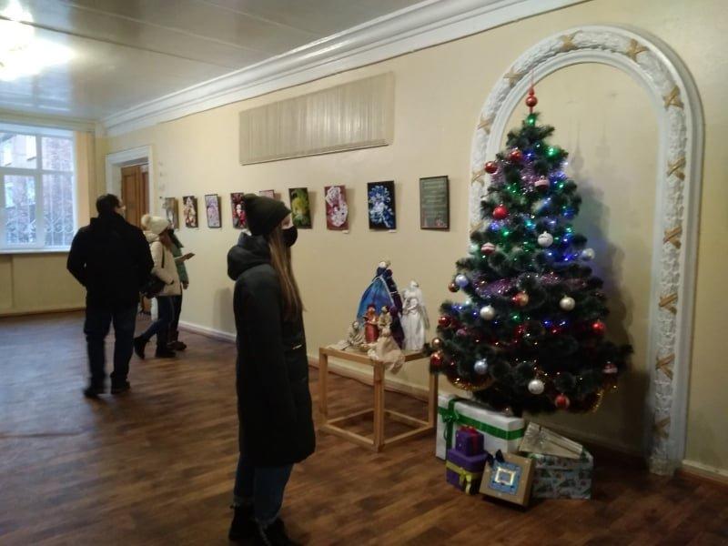 У Конотопі пройшов конкурс різдвяних вертепів, фото-11