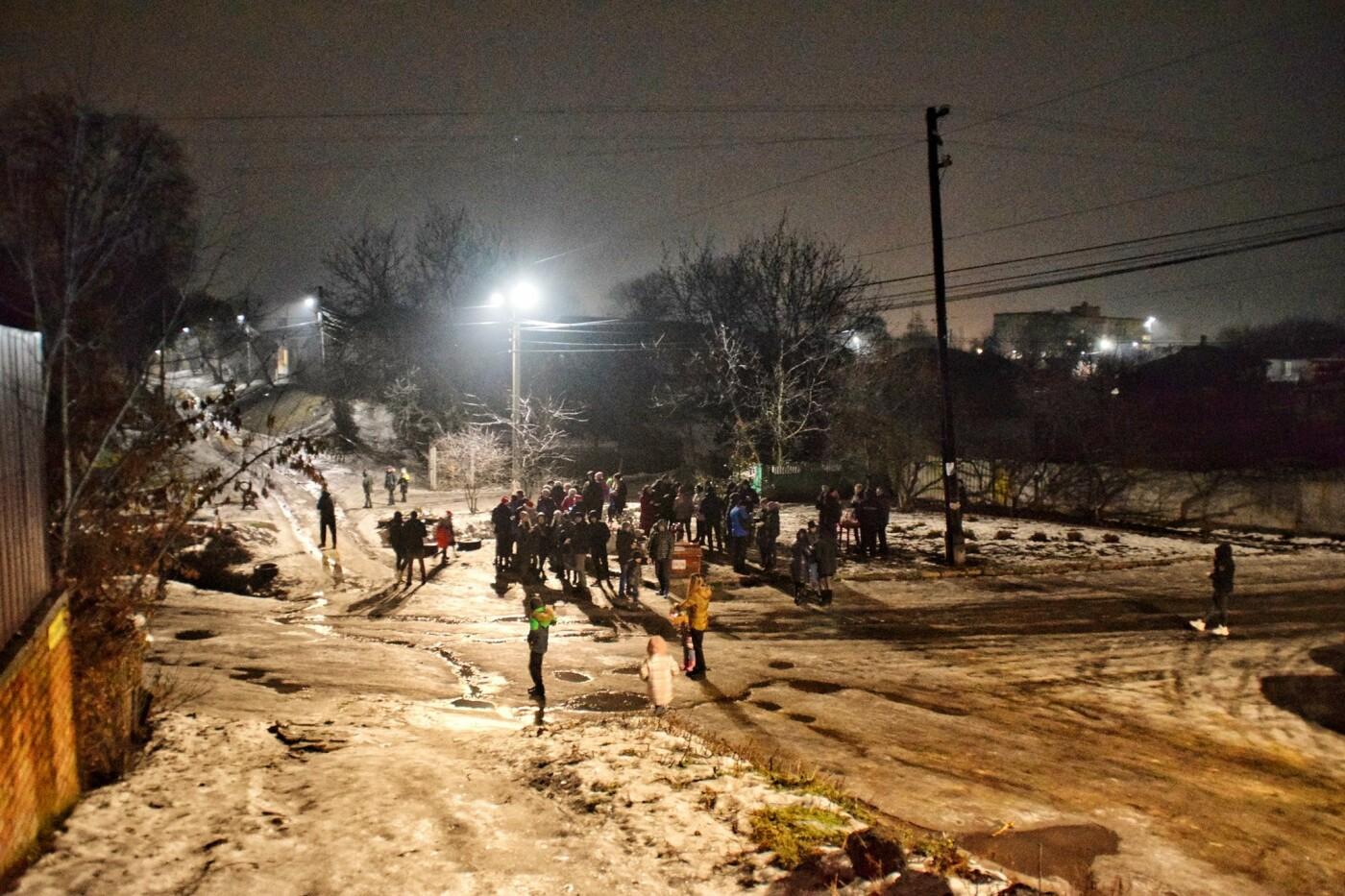 У 35-му кварталі Конотопа влаштували новорічні гуляння на вулиці+ФОТО, фото-2