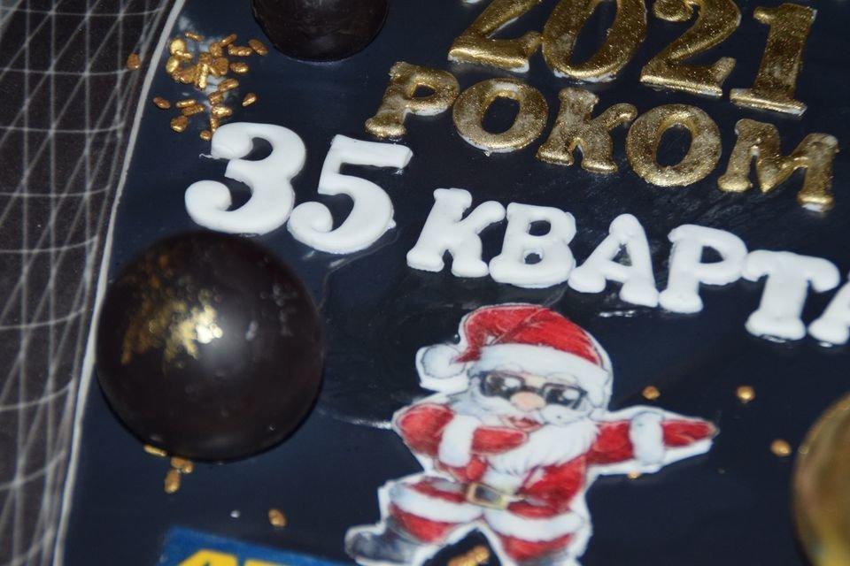У 35-му кварталі Конотопа влаштували новорічні гуляння на вулиці+ФОТО, фото-6