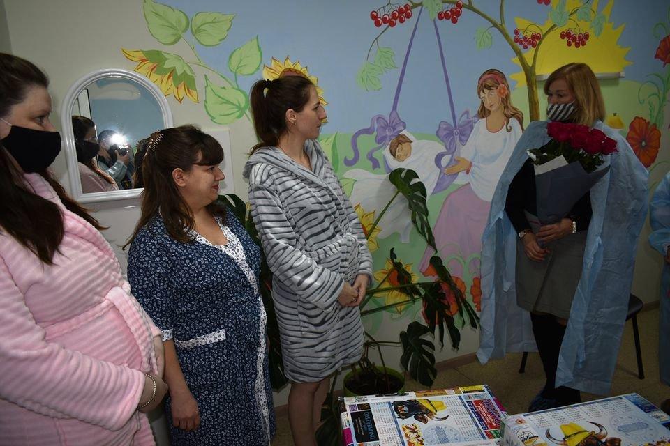 У перший день 2021 року у Конотопі народилося троє малюків, фото-2