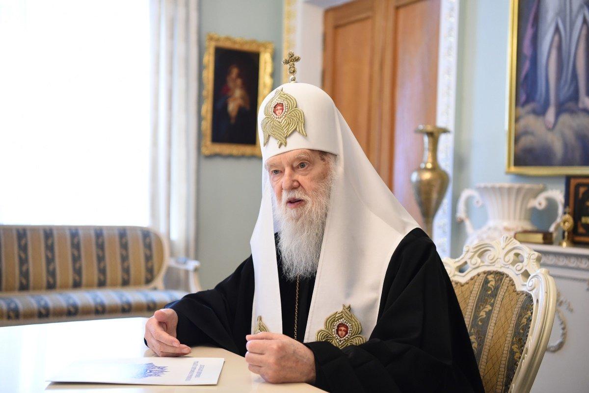 Патріарх Філарет відзначив церковною нагородою новообраного міського голову Конотопа, фото-5