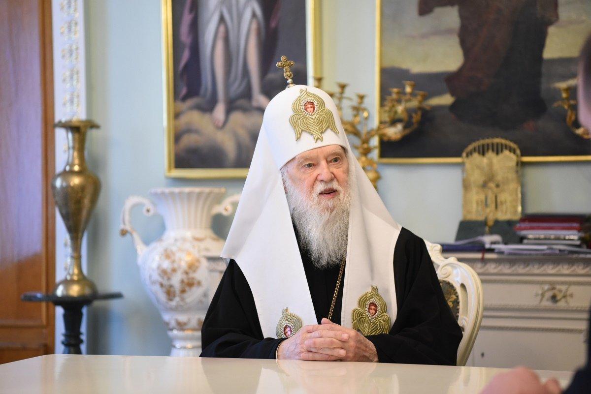 Патріарх Філарет відзначив церковною нагородою новообраного міського голову Конотопа, фото-4