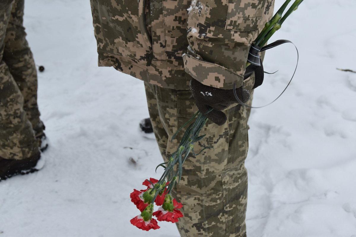 На Сумщині попрощалися з військовослужбовцем 58 ОМПБр ім. гетьмана І. Виговського , фото-2