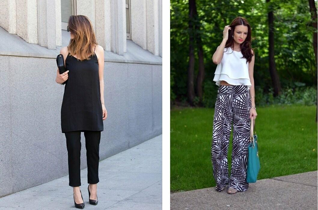 Стильные летние брюки женские 2019 от issaplus