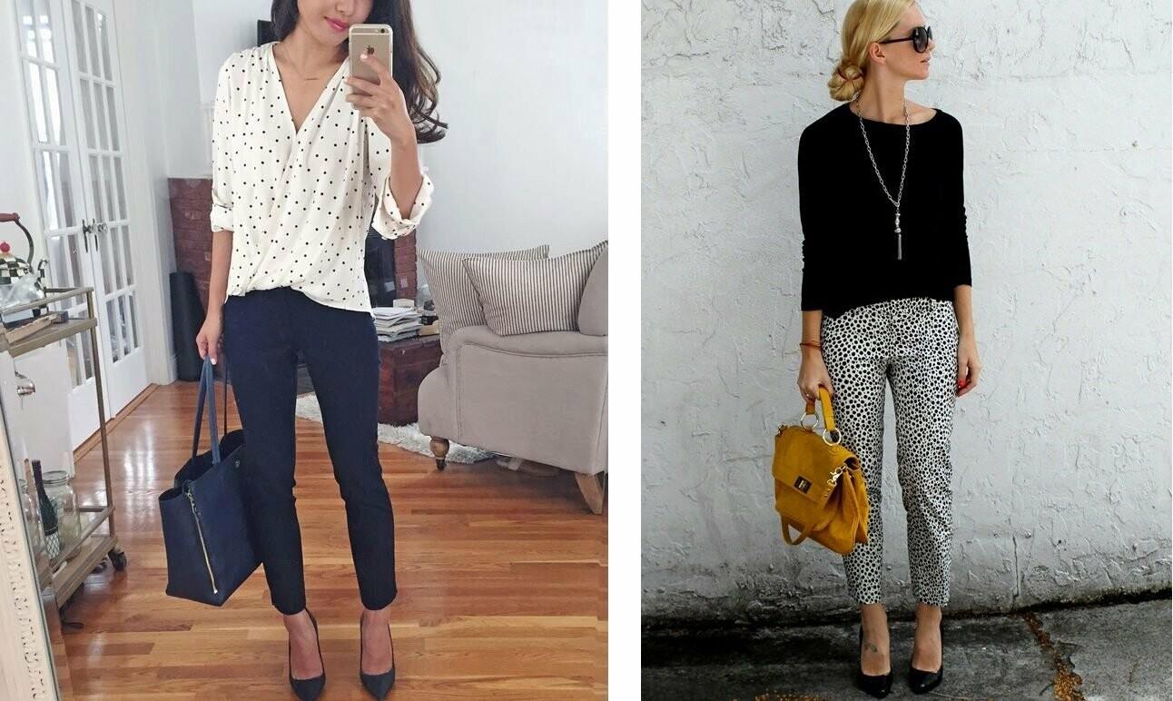 Модные женские летние брюки от issaplus
